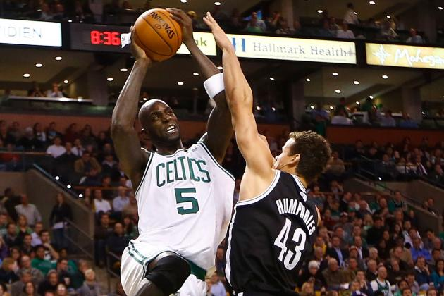 Garnett on M&M: Humphries 'Out of Control'