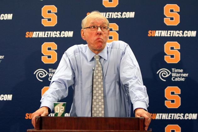 Should Syracuse Be Worried About Its 3-Point Shooting?