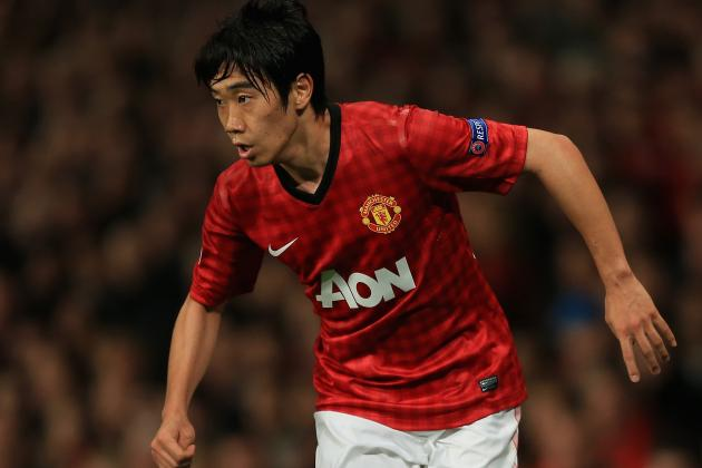 Manchester United's Shinji Kagawa Wins International Player Award