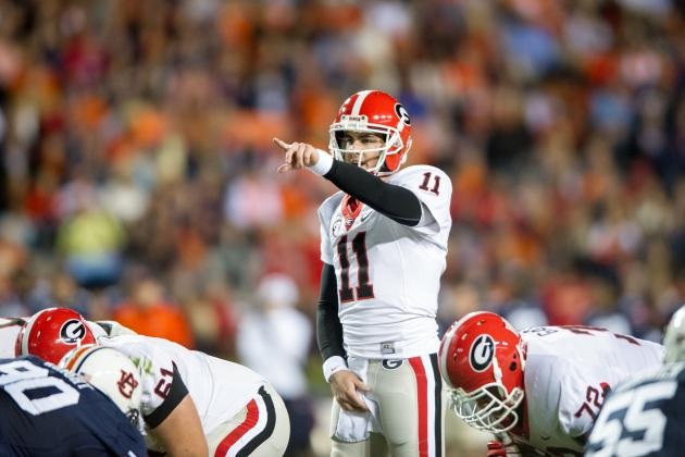 Alabama vs. Georgia: SEC Championship Will Boil Down to QB Play