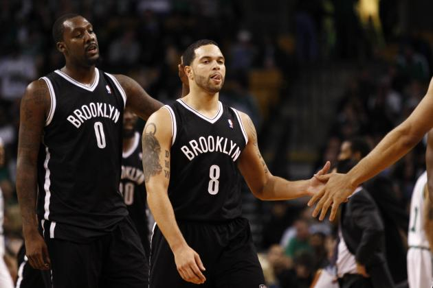 Bench Keeps Nets on Rise in Atlantic Chase