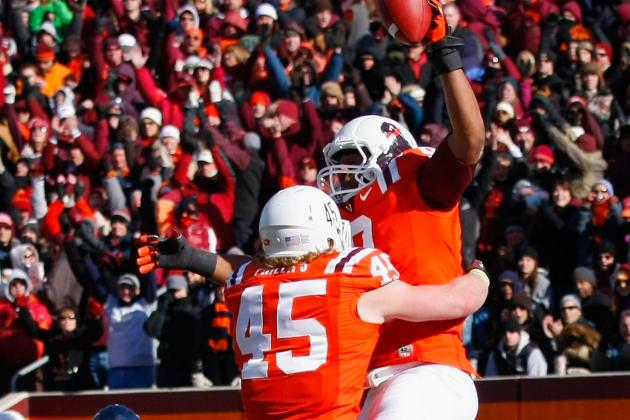 UVa Defense Did a Lot of Growing Up Under Reid in 2012