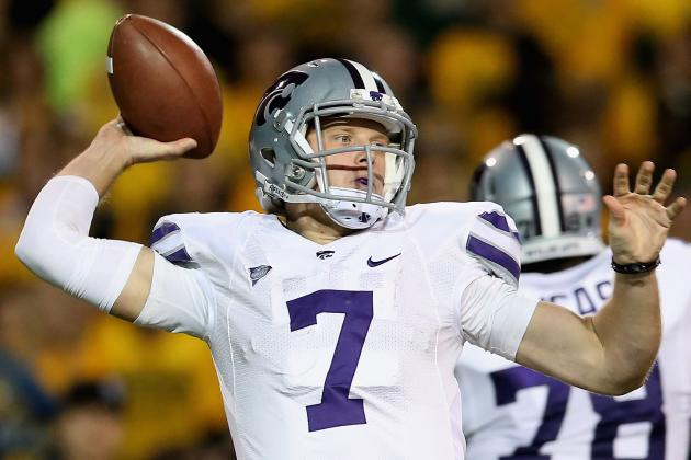 Texas vs. Kansas State: Why the Longhorns Have No Shot at Stopping Collin Klein