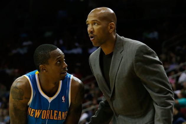 Hornets Learning to Embrace Monty Williams' Old-School Mentality
