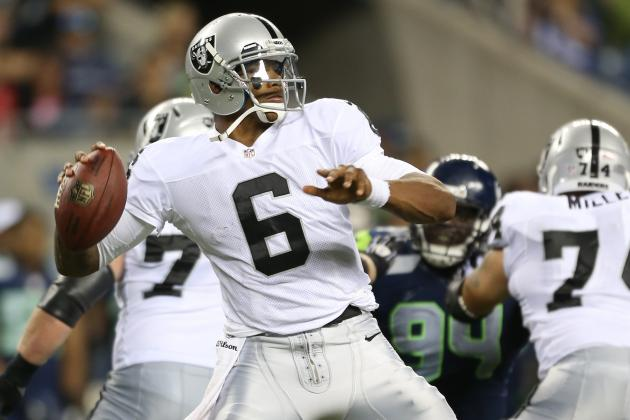 Terrelle Pryor Might Be Active Sunday and Other AFC West News