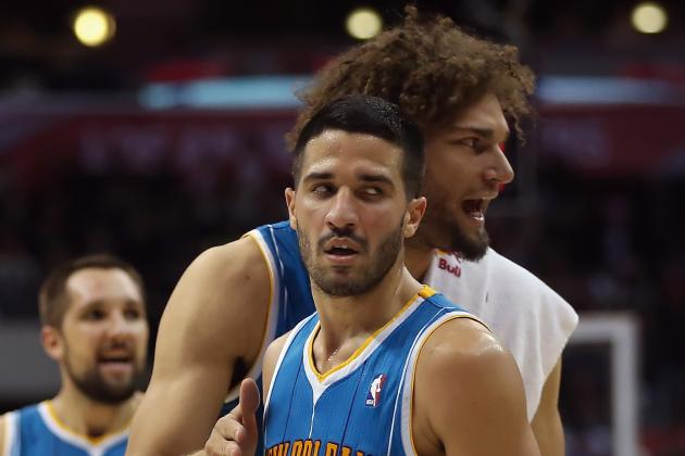 New Orleans Hornets Still Without Firm Rotation