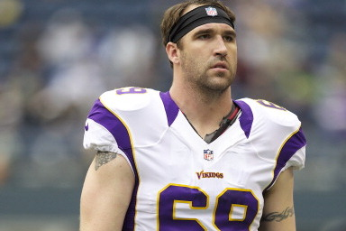 Jared Allen: 'There Was No Intent in It'