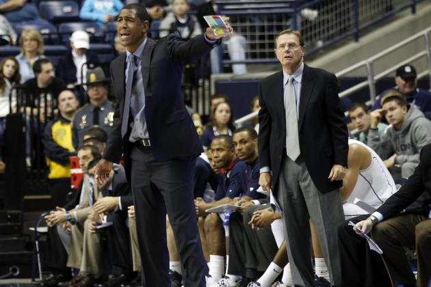 UCONN MEN'S BASKETBALL: Huskies Turn Attention to New Hampshire