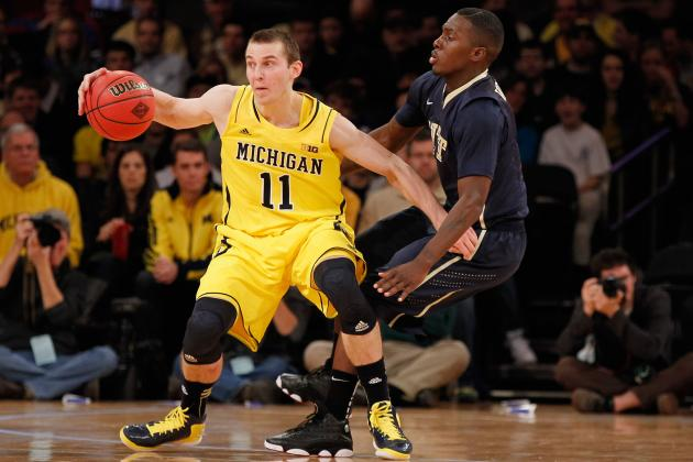 ESPN's Dan Dakich: Nik Stauskas 'May Be the Best Freshman in the Country'