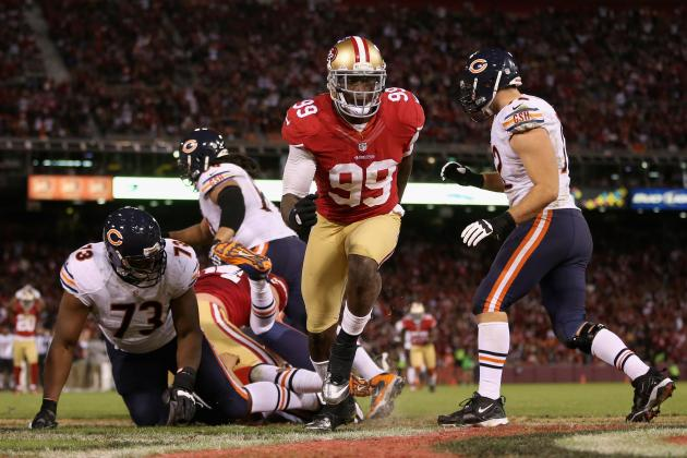 Aldon Smith Could Break the Single-Season Sack Record in 2012