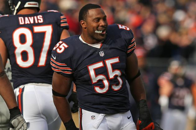 Bears' Briggs (ankle) Expects to Face Seattle