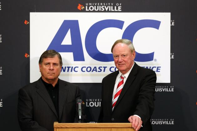 Louisville's Move to ACC a Sporting Miracle