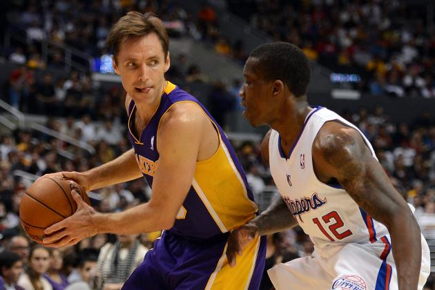 The Lakers Are Pointless Without Steve Nash