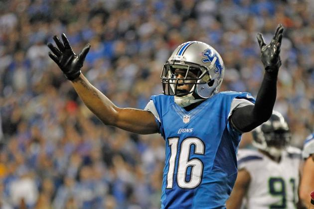 The Curious Case of Detroit Lions Wide Receiver Titus Young