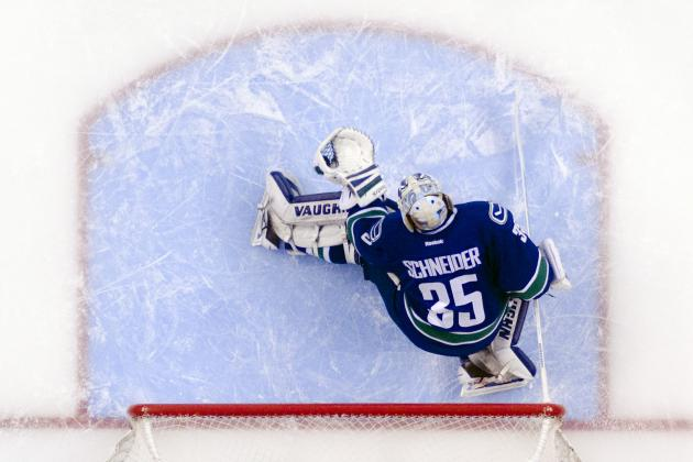 Cory Schneider Heads to Switzerland and More Vancouver Canucks News from Europe
