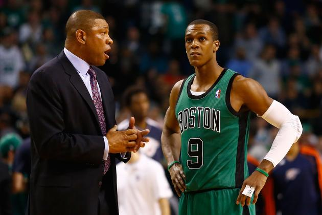 Rajon Rondo and Boston Celtics Must Embrace Bad-Boy Identity to Fix 'Soft' Label
