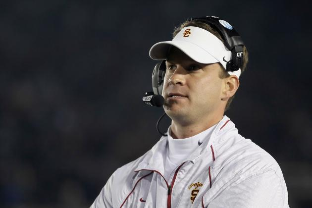 USC Football Recruiting: How Trojans Can Steal Back No. 1 Class from Florida