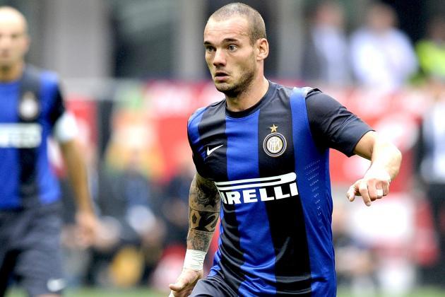 Inter Milan Denies Allegations of Blackmail Against Wesley Sneijder