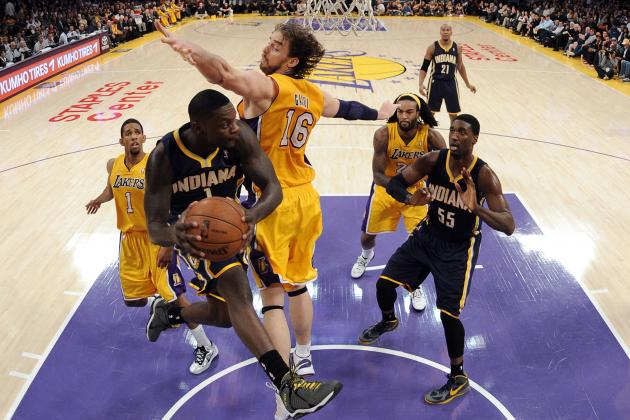 Pau Gasol's Struggles Against the Pick and Roll Hurting Lakers Defensively
