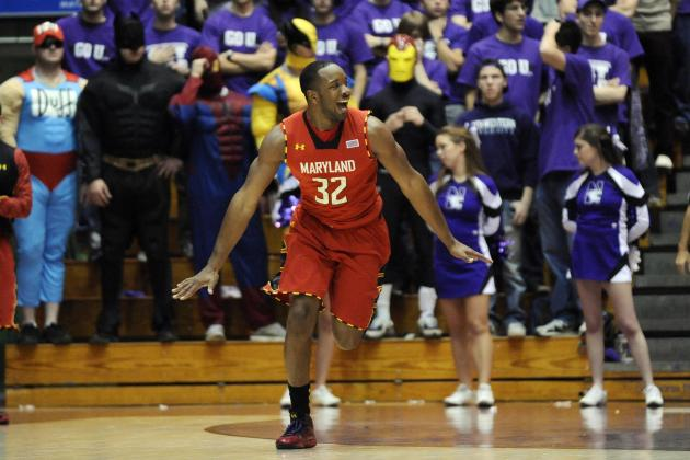 Shaking off Previous Game, Dez Wells Starred Against Northwestern