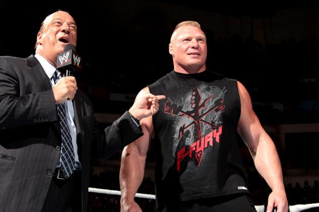 The Shield: Is Brock Lesnar The One Behind Them Protecting the WWE Title?