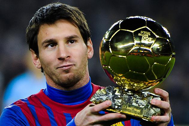 FIFA Ballon D'Or 2012: Why Lionel Messi Will Make History with Fourth Title