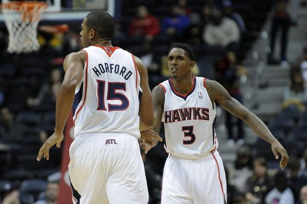 Al Horford Is Already Keeping an Eye on the Standings