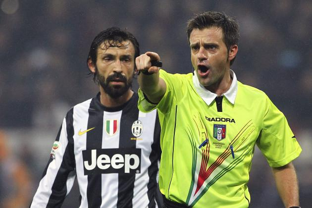 Referee Nicola Rizzoli Defends Decision to Award AC Milan Penalty