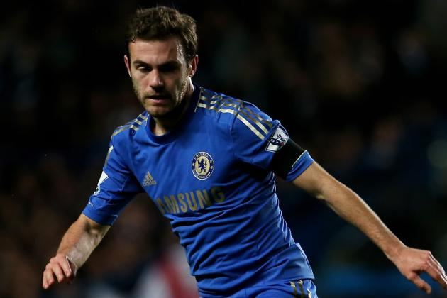 Rafa Benitez Defends Decision to Drop Juan Mata