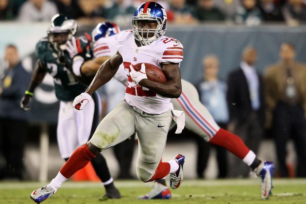 2012 New York Giants: Time for Rookies to Breakout