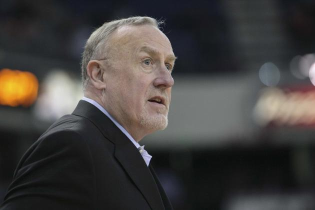 Rick Adelman: 'I Just Don't Think Sacramento Should Lose This Team'