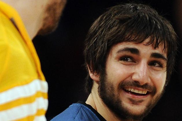 Timberwolves' Ricky Rubio Ready to Rebound Back onto the Court