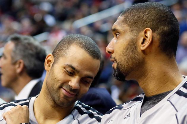 Spurs Will Face Heat Without Big Three, Green