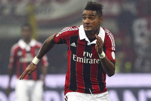 Inter Want Boateng Swap Deal for Snjeider