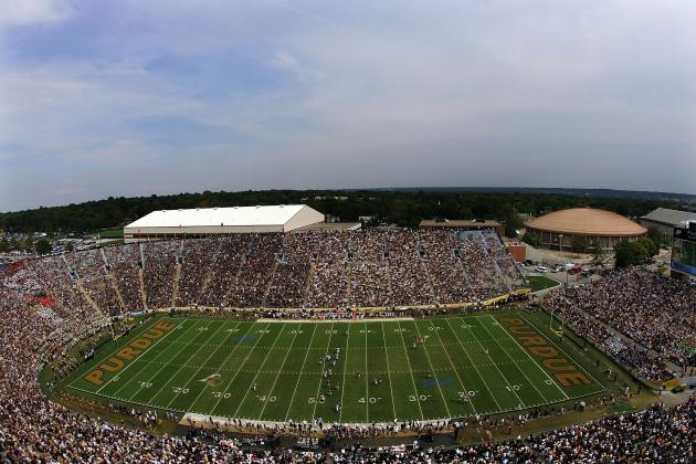 Will Mitch Daniels Have a Say on What the Boilermakers Can Pay a New Coach?
