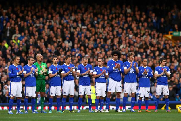 Everton's Season Has Turned from Joy into Frustration