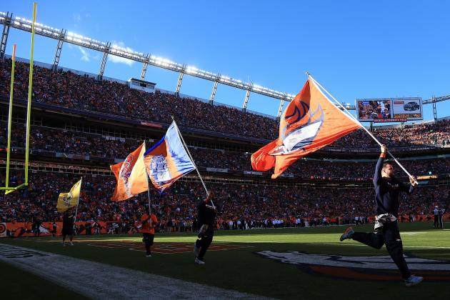 Denver Broncos vs. Tampa Bay Buccaneers: What's with the Number 13?