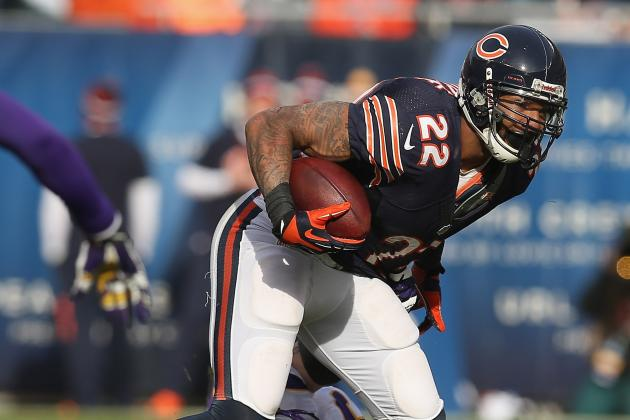 Bears RB Matt Forte Says He Will Play Sunday vs. Seahawks