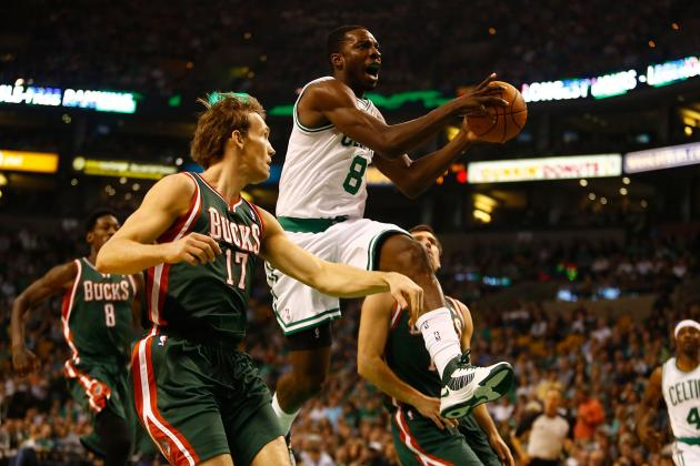 Boston Celtics Need Jeff Green to Be Super-Sub to Boost Offensive Woes