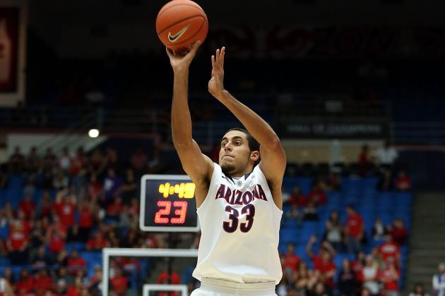 Wildcats Find Touch Behind the Arc