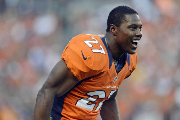 Knowshon Moreno: Broncos RB No Better Than Flex Option vs. Buccaneers