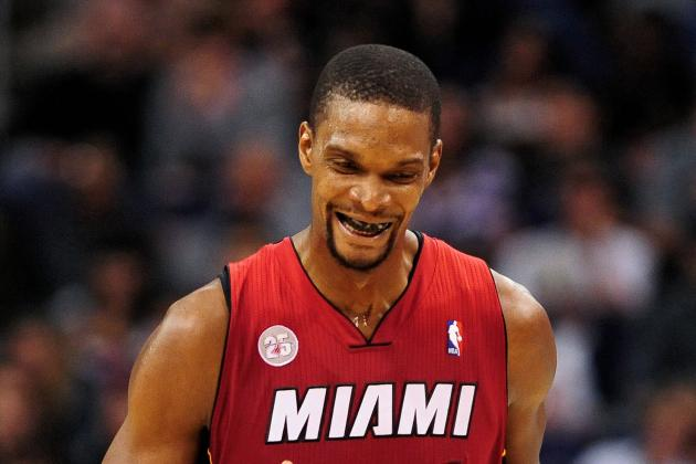 Chris Bosh Must Embrace New Role in Miami Heat Offense