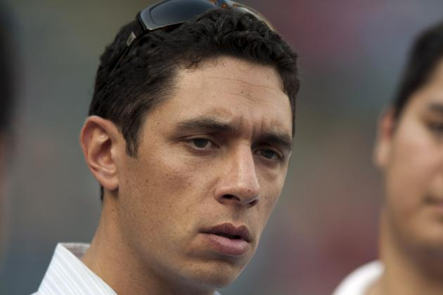 Jon Daniels: Rangers Could Turn to Young Players to Fill Holes on Roster