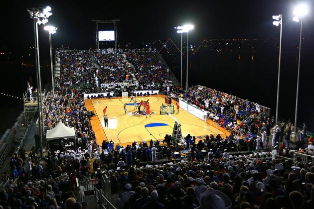 UF's Basketball Game with Georgetown Canceled