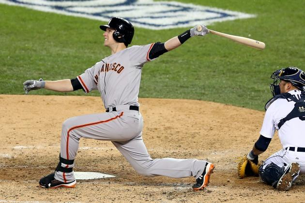 San Francisco Giants' High-Contact Approach Fueled World Series Run in 2012