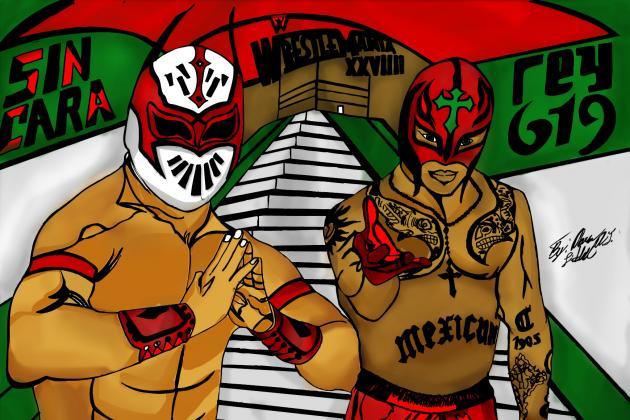 WWE Analysis: Could Sin Cara Turn on Rey Mysterio?