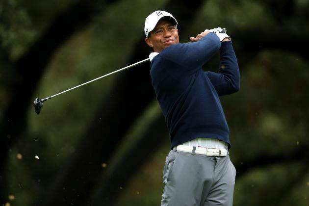 Tiger Woods at World Challenge 2012: Day 1 Highlights, Analysis and More