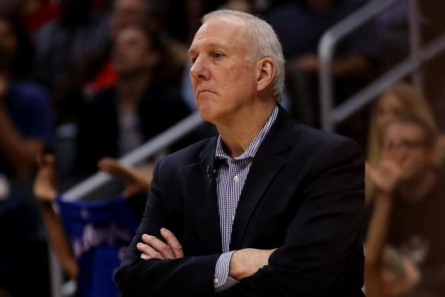 Is Gregg Popovich Trying to Make Enemies or Just Being Reasonable?