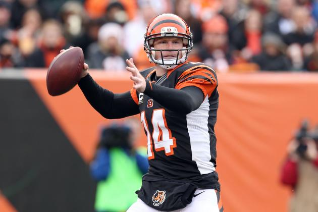 Cincinnati Bengals 2012: Why Remaining Schedule Is Favorable for Playoff Berth