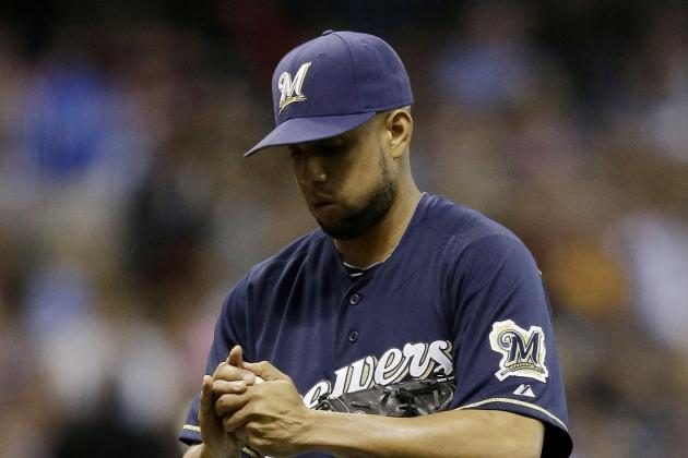 Domestic Violence Case Against Former Brewers Pitcher Dismissed
